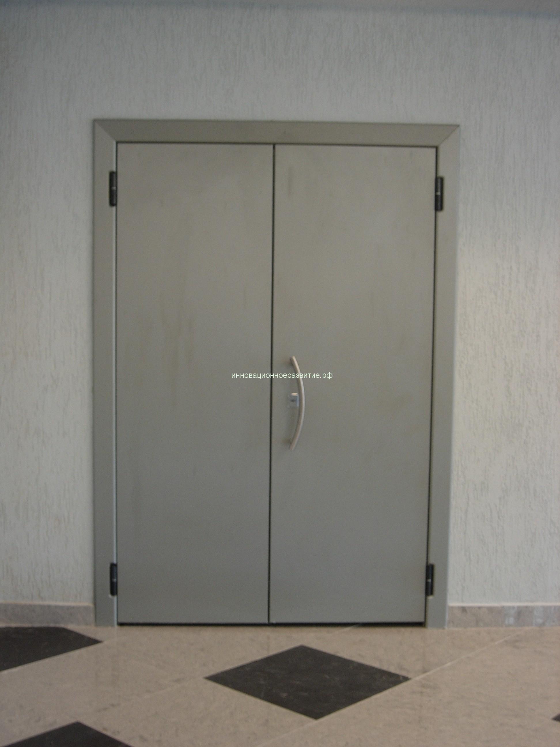 изготовление цены металлических дверей