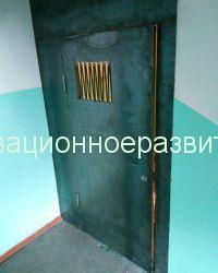 Дверь в подъезд металлическая