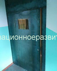 секционная дверь